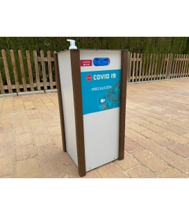 DISPENSADOR ECOLÓGICO COVID-19