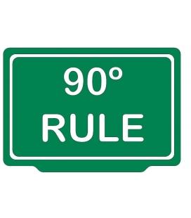 90º RULE