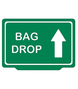 BAG DROP RECTO