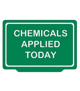 CHEMICALS APPLIED TODAY