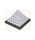 Piramides de bolas