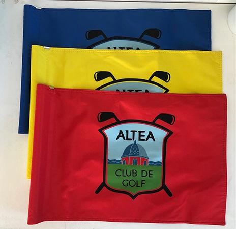Banderas Altea